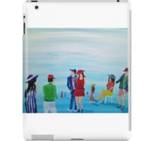 Good Afternoon iPad Case/Skin