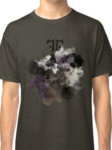 Watchmen- Rorschach Watercolor Portrait Classic T-Shirt
