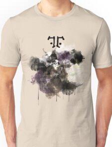 Watchmen- Rorschach Watercolor Portrait Unisex T-Shirt