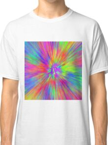 abstract design trippy Classic T-Shirt
