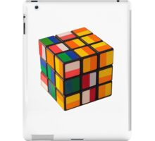 Cube toy iPad Case/Skin