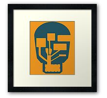 Mizuki's Animal Cursed Seal Framed Print