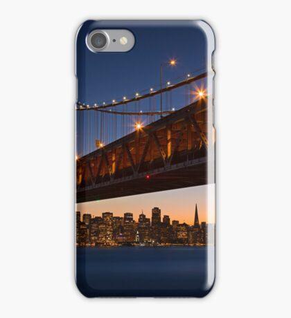 The unforgettable skyline iPhone Case/Skin