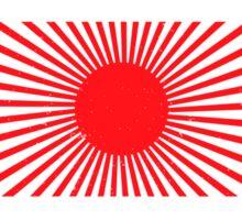 JDM Rising Sun Sticker