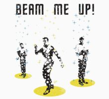 Star Trek - Beam me up! Kids Tee