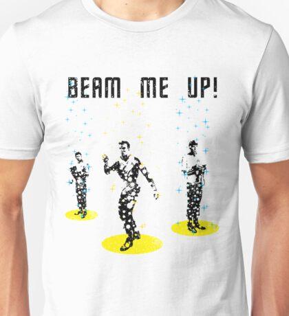 Star Trek - Beam me up! Unisex T-Shirt