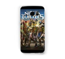 TEENAGE MUTANT NINJA TURTLES THE MOVIE Samsung Galaxy Case/Skin