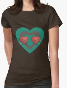 HEART 2 HEART Womens Fitted T-Shirt