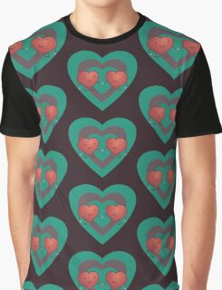 HEART 2 HEART Graphic T-Shirt