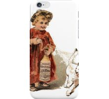 Bad Kitty - Funny Vintage Style Fashion iPhone Case/Skin