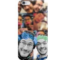 JackSepticEye and Markiplier iPhone Case/Skin