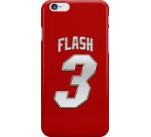 Flash 3 Basketball Legend iPhone Case/Skin