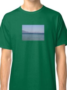 Datca Seascape, Aegean Coastline Turkey Classic T-Shirt