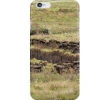 Peat Cutting iPhone Case/Skin