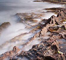 Arran ridges by Christopher Cullen