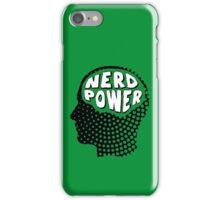 Nerd Power iPhone Case/Skin
