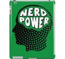 Nerd Power iPad Case/Skin
