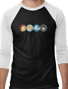 Making an Adventure 05 Men's Baseball ¾ T-Shirt