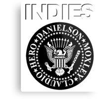 Indies Metal Print
