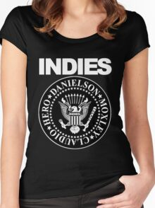 Indies Women's Fitted Scoop T-Shirt