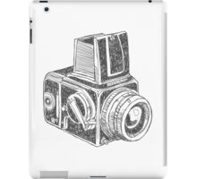 old machine I iPad Case/Skin