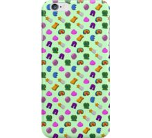 The Breakfast Selection - Fortuitous Charms iPhone Case/Skin