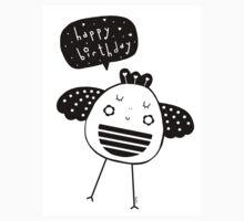 Birthday Chick One Piece - Short Sleeve