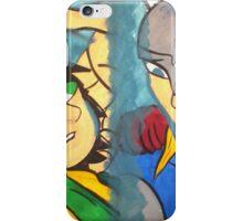 no puedo vivir mi presente sin ti iPhone Case/Skin