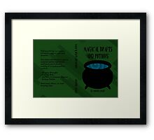 Magical Drafts and Potions Framed Print