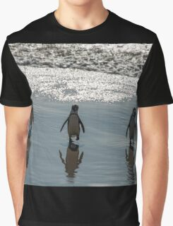 African Penguins, South Africa Graphic T-Shirt