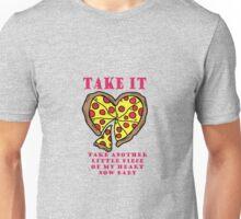 Pizza My Heart Unisex T-Shirt