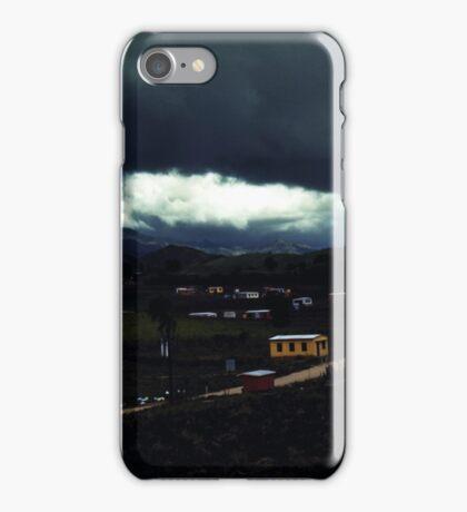 Jack Delano,  Federal housing, Yauco, Puerto Rico,  iPhone Case/Skin