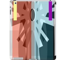 """Drawn Together """"Building Bridges, The Female Perspective"""" Design by Jenny Meehan iPad Case/Skin"""