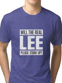 Crafty Bastards Lee Special Tri-blend T-Shirt