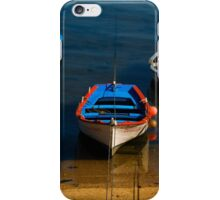 moorings, Costa da Morte, Galicia iPhone Case/Skin
