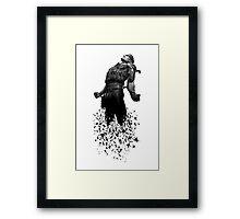 Metal Gear Solid Framed Print