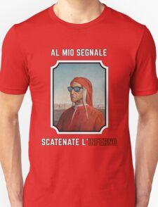 Cool Dante Unisex T-Shirt