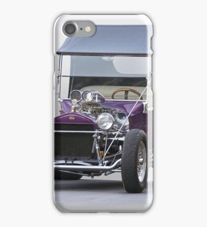 1927 Ford Model T Roadster Pickup iPhone Case/Skin