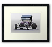 1927 Ford Model T Roadster Pickup Framed Print