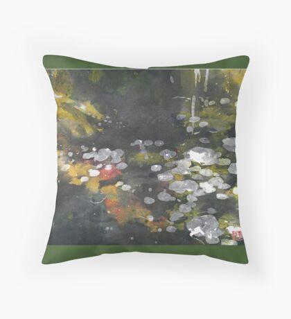 Pond 3 Throw Pillow
