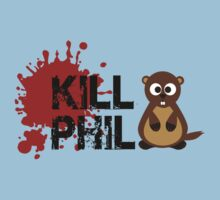 Kill Phil, Its Groundhog Day by Luxnewhope