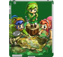 zelda iPad Case/Skin