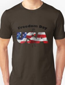Freedoom Day Of USA T-Shirt