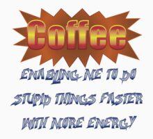 Coffee Kids Tee