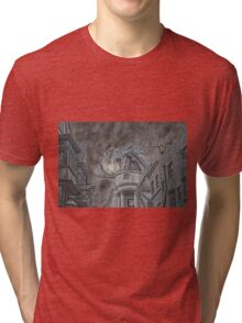 Hungarian Horntail Tri-blend T-Shirt