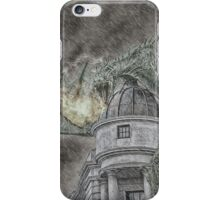 Hungarian Horntail in Green iPhone Case/Skin
