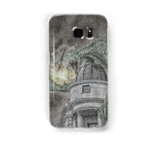 Hungarian Horntail in Green Samsung Galaxy Case/Skin