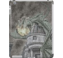 Hungarian Horntail in Green iPad Case/Skin