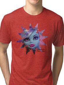 Snowflake Abbey Tri-blend T-Shirt