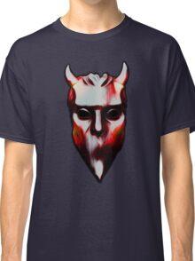 NAMELESS GHOUL - hot lava oil paint Classic T-Shirt